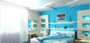 Greenkeepings bedroom-